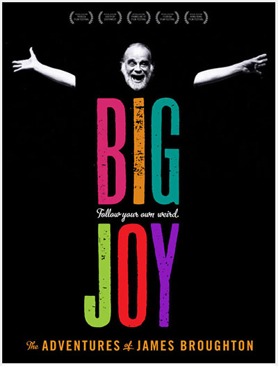 Big Joy James Broughton